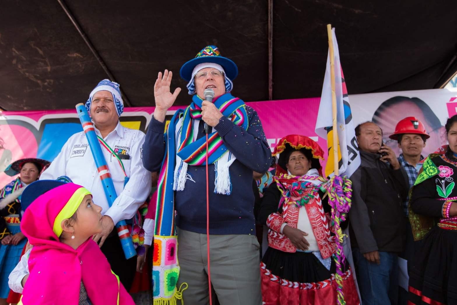 PPK a Keiko Fujimori: