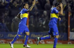 Boca confirmó su favoritismo frente a Cerro Porteño y clasificó a cuartos de final de la Libertadores.