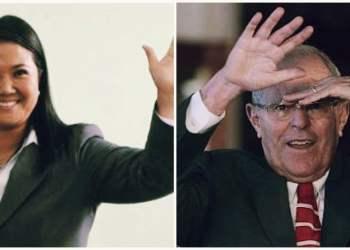 Keiko Fujimori y PPK