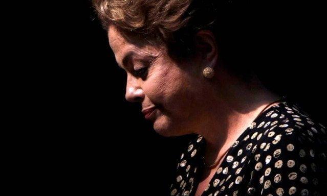 Dilma Rousseff en su peor momento