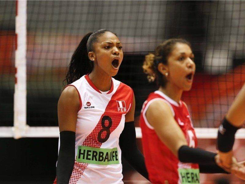 Perú venció a las kazajas y comienza a soñar con Río de Janeiro.