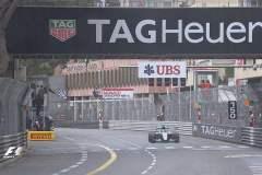Lewis Hamilton celebró por primera vez en el año ganando en Mónaco.