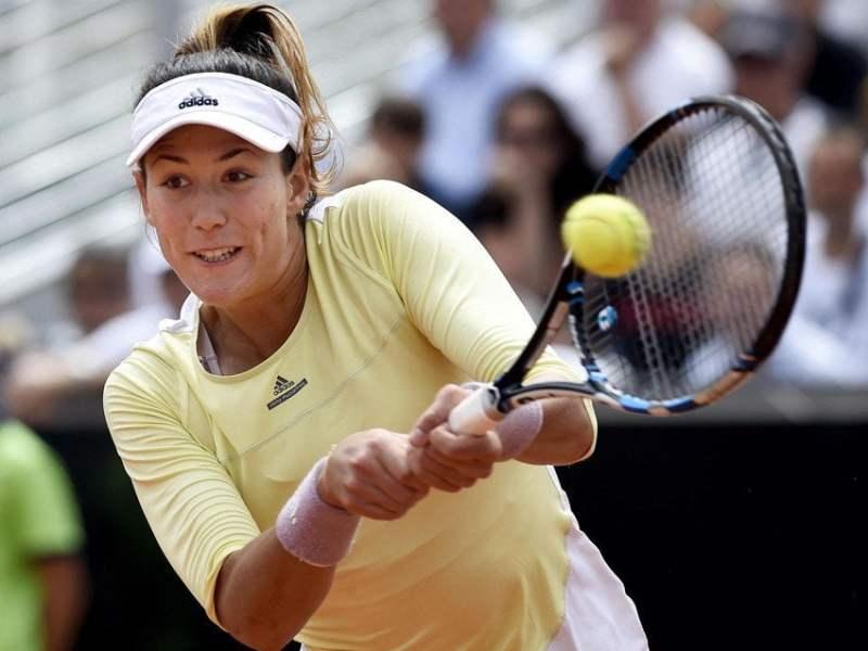 La española Muguruza accedió con facilidad a tercera instancia del Grand Slam parisino.