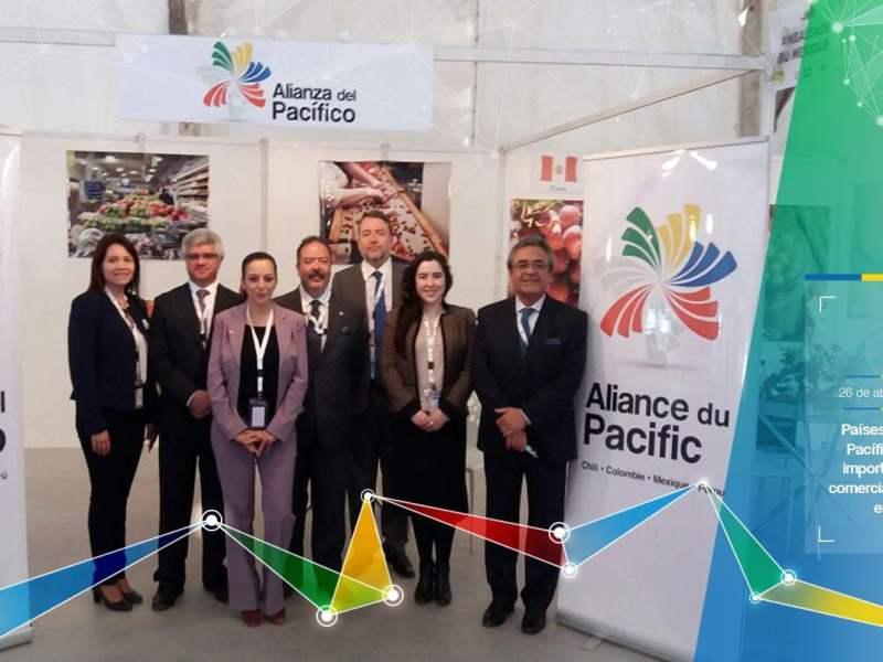 Perú exhibió oferta exportable de productos agros en Marruecos.