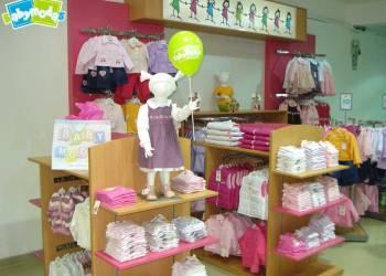 Las prendas para bebés que se direccionaron a Estados Unidos durante enero y febrero llegaron principalmente a las boutiques.