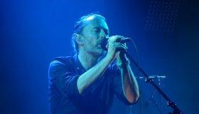 Radiohead,  la noche de lunesen el parisino Le Zénith