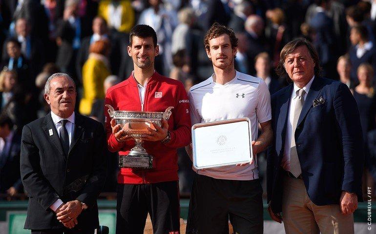 Djokovic campeón en París