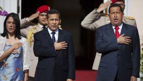 Hugo Chávez dio US$ 600 mil a Ollanta Humala