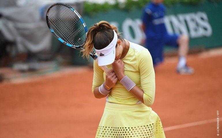 Muguruza quedó a un triunfo de alcanzar la final.