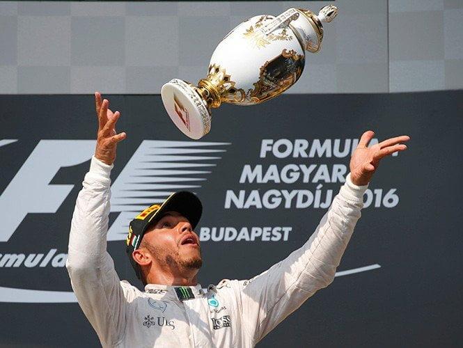 Hamilton ya domina la actual temporada de la Fórmula 1.