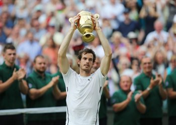 Andy Murray se consagró como el mejor de la edición 2016 de Wimbledon.