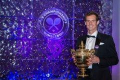 El escocés Andy Murray disminuyó la distancia en el ranking con el líder Novak Djokovic.