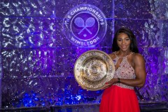 Serena Williams sigue al frente del ranking de la WTA.
