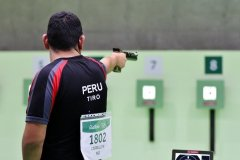 Carrillo puso fin a su participación en Río 2016.