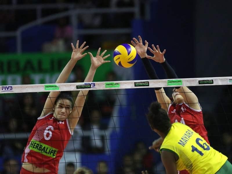 Perú no pudo lograr el campeonato de voleibol Sub 18.
