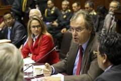 Carlos Basombrío habla de supuesto escuadrón de la muerte
