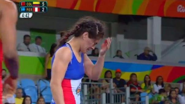 Sovero se sumó a la lista de deportistas peruanas eliminados de Río 2016.
