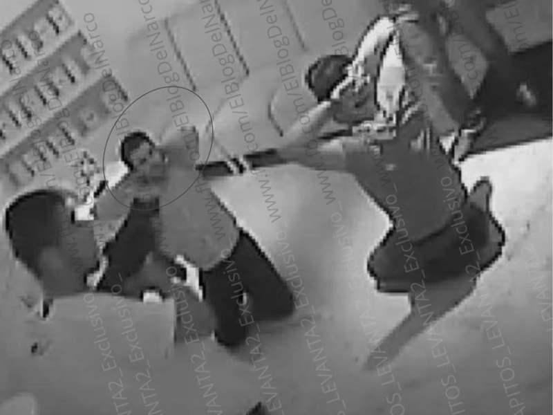 Así secuestraron al hijo del 'Chapo' Guzmán (Blog del Narco)