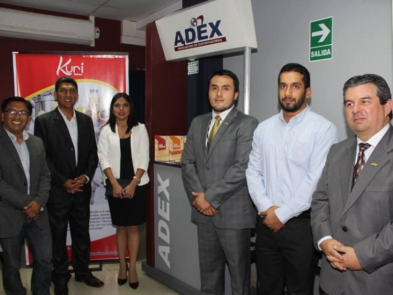 Un grupo de exportadores lambayecanos participarán en la Expoalimentaria 2016.