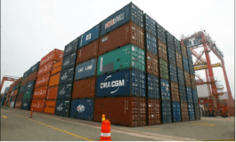 En nuestro país trasladar un contenedor origina un sobrecosto.