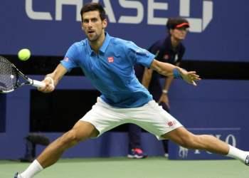 Djokovic alcanzó otro triunfo sin mucho trajín.