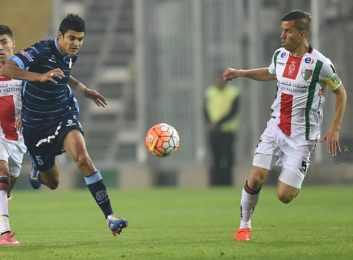 Real Garcilaso no pudo en Chile.