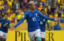 Brasil consiguió un triunfo de altura ante Ecuador.