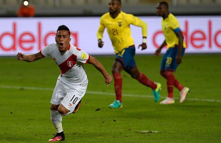 La selección patria venció a Ecuador en un encuentro cerrado.
