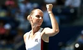 Karolina Pliskova fue mucho más que Serena Williams y la eliminó del US Open.