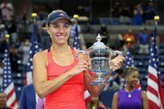 Angelique Kerber, la reina del Abierto  Estados Unidos y del ranking WTA.