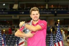 El suizo Wawrinka subió una posición en el ranking de la ATP.
