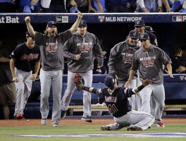 Los Indios conquistaron la Liga Americana y volverán a jugar una Serie Mundial de Grandes Ligas después de casi dos décadas.