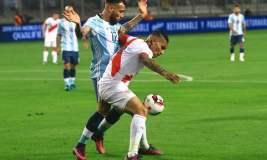 Perú luchó de igual a igual ante el subcampeón mundial.