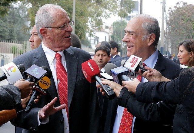 La formalización es un punto clave para que el Perú integre el OCDE sostuvo el presidente Kuczynski.