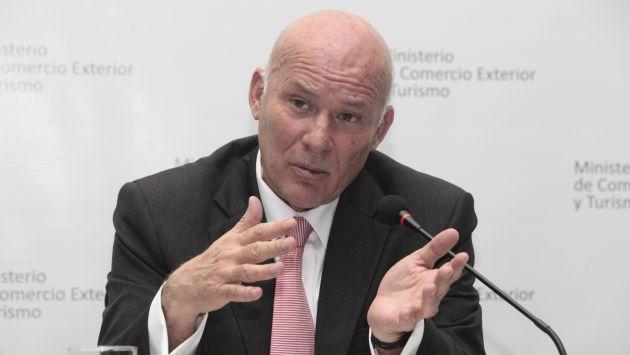 El ministro Ferreyros participó indicó que el FTAAP deberá ser realizado sobre la base de acuerdos regionales.