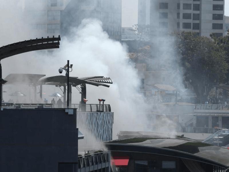 Fiscalía investiga incendio en Larcomar que mató a cuatro personas