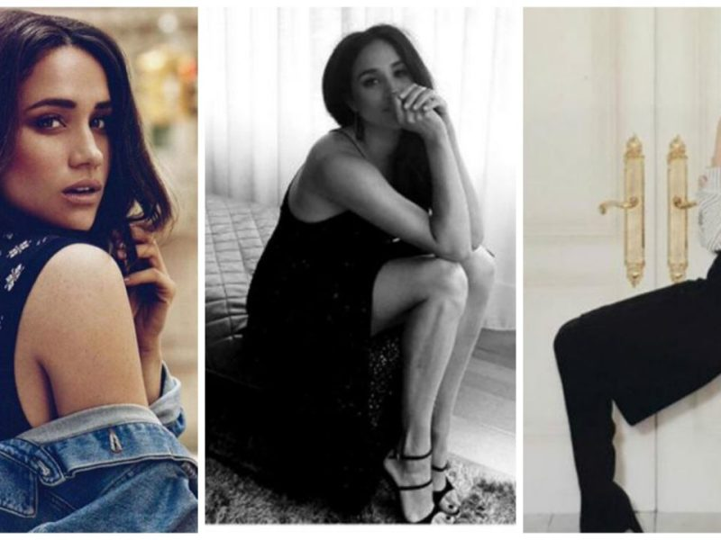 Meghan Markle, la sensual actriz que enamoró al príncipe Harry