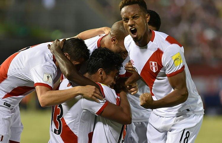 Perú fue superior a Paraguay en Asunción.