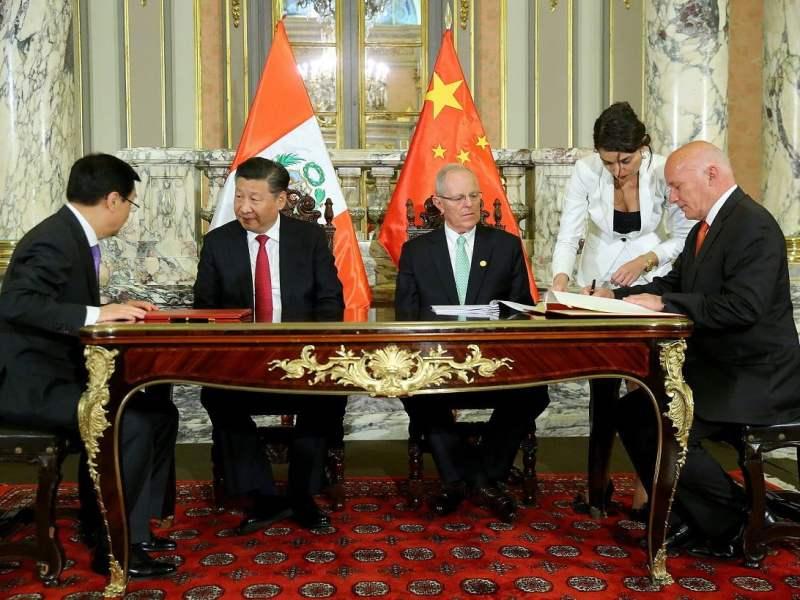Negocios, Perú, Comercio Exterior, Turismo, Ferreyros, China, TLC, Comercio exterior