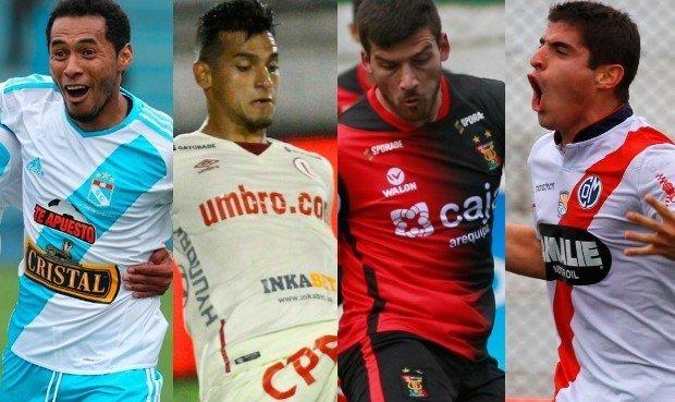 """Cristal, la """"U"""", Melgar y Municipal lucharán por el título del fútbol, peruano."""