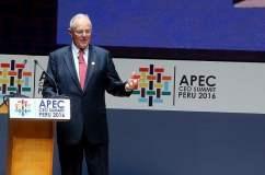 El presidente Kuczynski habló en la inauguración de la Sesión Plenaria del APEC sobre los desafíos del comercio internacional y también del Perú.