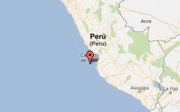 Sismo se registró en Lima esta tarde