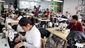 Despachos textiles y de confecciones peruanas continúan en déficit.