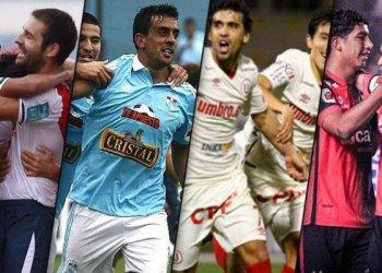 Equipos peruanos ya conocen día y horas de sus partidos por Copa Libertadores.