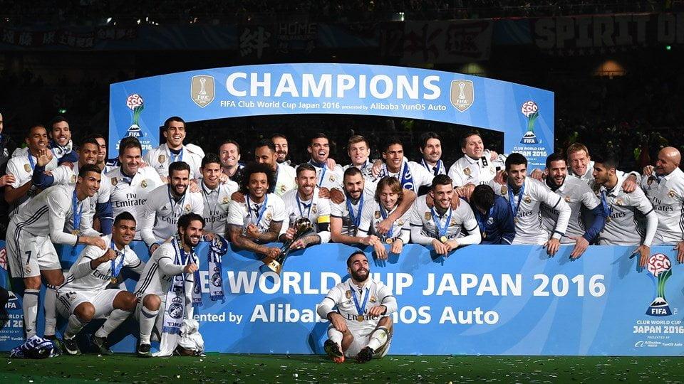 Real Madrid se proclamó campeón del Mundial de Clubes y estira la supremacía española