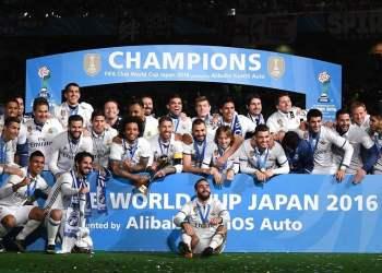 Real Madrid se consagró nuevamente campeón mundial de clubes.