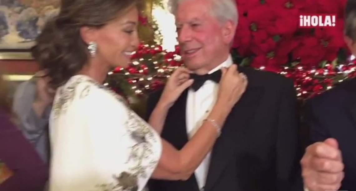 Instagram: Mario Vargas Llosa e Isabel Preysler juntos en un 'Mannequin Challenge'
