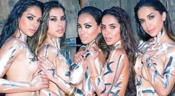 """Las hermanas Sozahdah, las sensuales """"doctoras"""" que provocaron el escándalo sexual de Samir Nasri"""