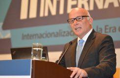 El titular del Mincetur, Eduardo Ferreyros,  recalcó que la meta del gobierno será duplicar las exportaciones peruanas.