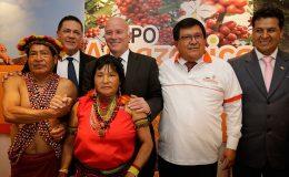 El titular del Mincetur, Eduardo Ferreyros, espera que a la Expo Amazónica 2016 acudan más de 40 mil visitantes entre nacionales y extranjeros.